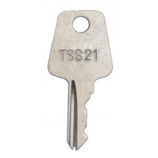 TSS21 Window Handle Key