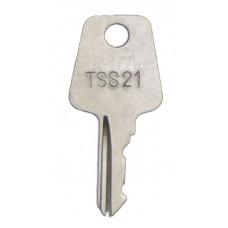 TSS21 Window Handle Key