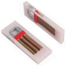 Handle Set  Spring Cassette 8mm Spindle