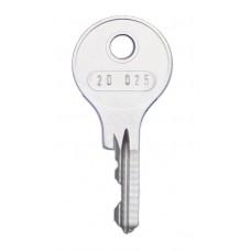 2D 025 Window Handle Key