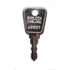 80007 Window Handle Key