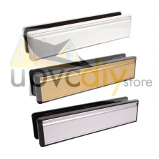 304 X 70 Welseal Letterbox