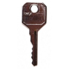 WMS Long Cylinder Window Handle Key
