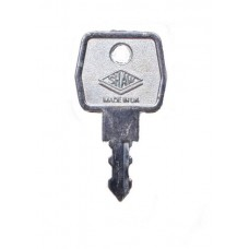 Cylinder Window Handle Key